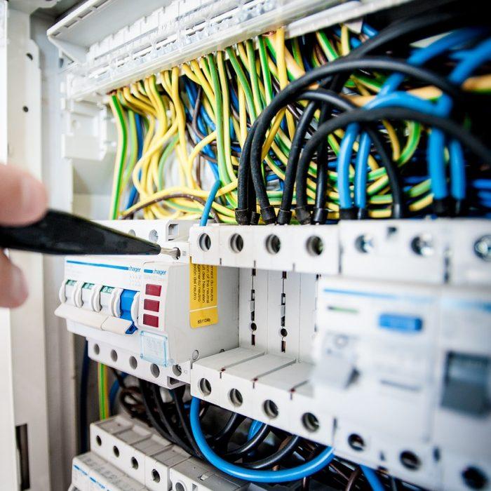 elektriker spenge